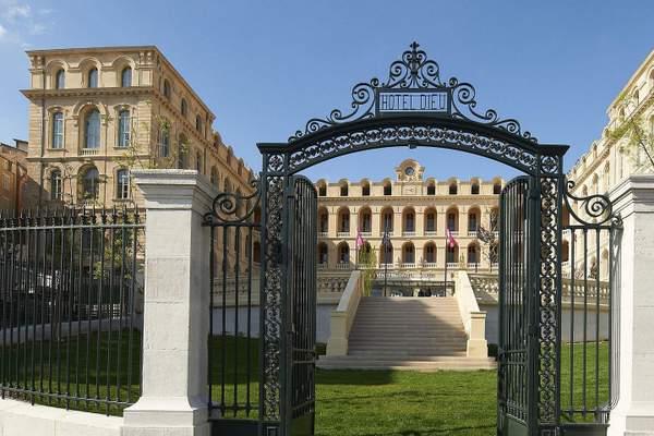 L'InterContinental Marseille - Hôtel Dieu a été un hôpital pendant plus de 800 ans | Avec l'aimable autorisation de l'InterContinental Marseille - Hôtel Dieu / Hotels.com