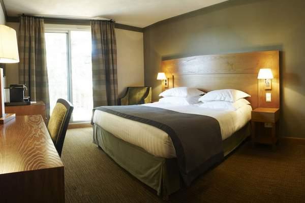 Chambre supérieure, vue sur le jardin Nouvel hôtel Bompard | © Hotels.com