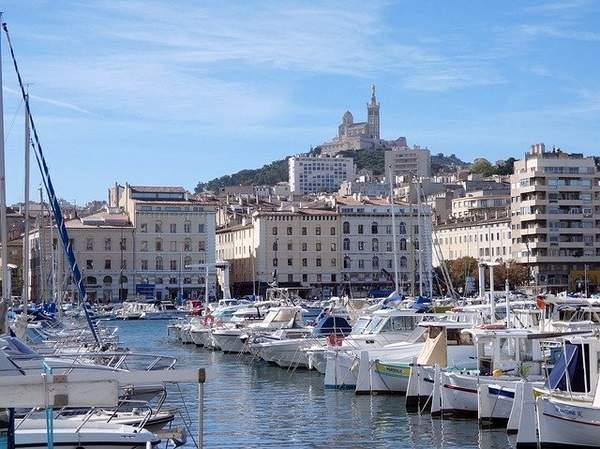 Meilleurs hôtels de Marseille, France