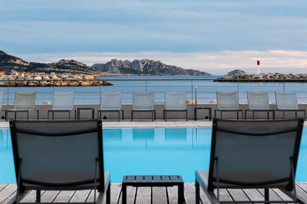 Prendre la mer au nhow Marseille | Avec l'aimable autorisation de nhow Marseille / Hotels.com